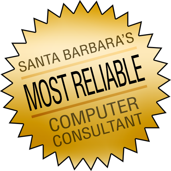 Santa Barbara's Most Reliable IT Consultant